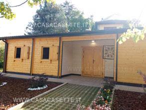 casetta grande legno image