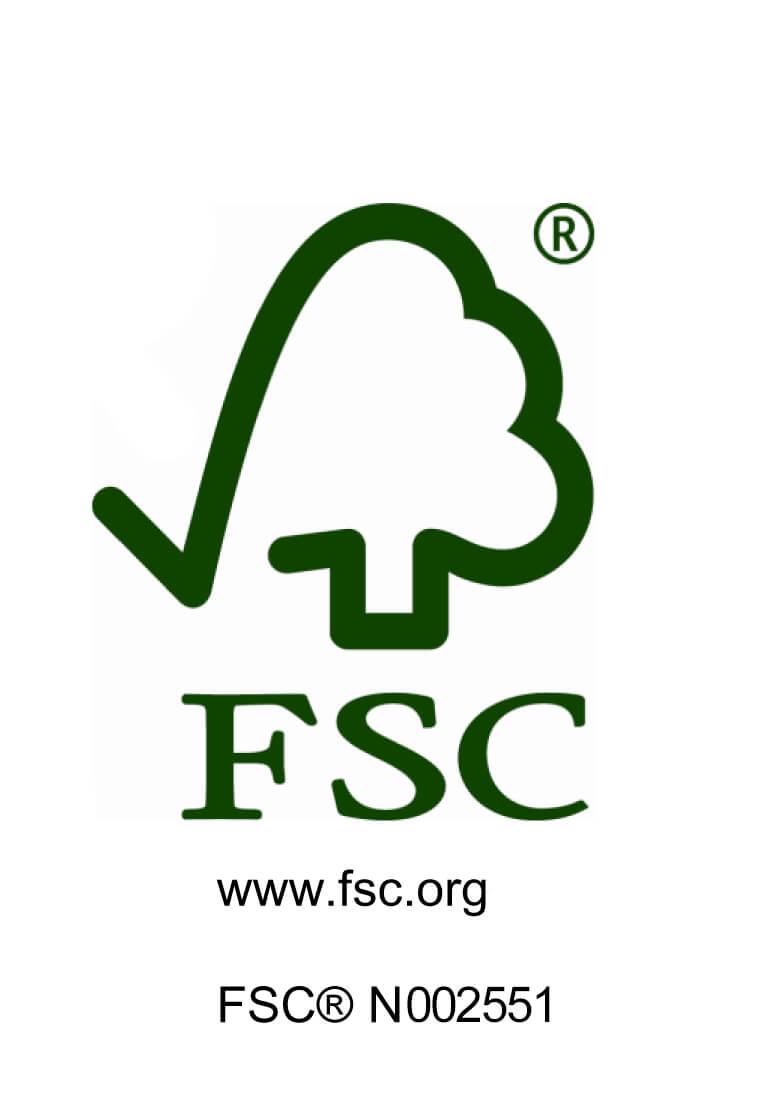 certificato FSC casette