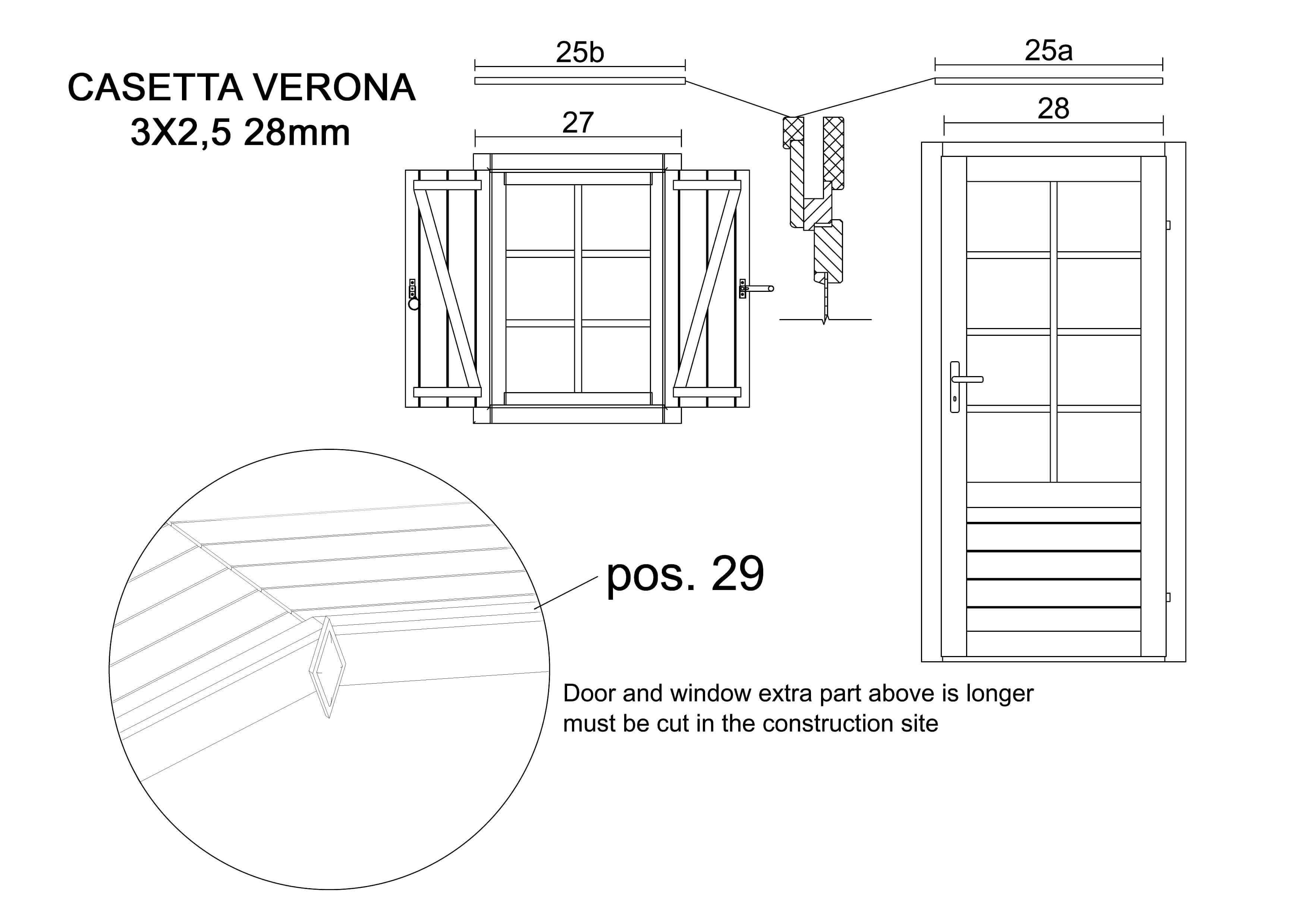 Verona pag 5 for Come leggere la costruzione di progetti